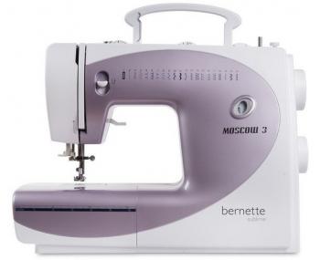 Швейная машина Bernette moscow 3 фото