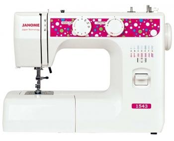 Швейная машина Janome 1543 фото