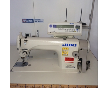 Прямострочная швейная машина Juki DDL 8700 AH7/WBN/AK85/CP-18 фото