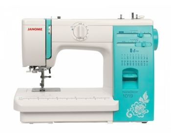 Швейная машина Janome HomeDecor 1019 фото