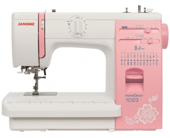 Швейная машина Janome HomeDecor 1023 фото