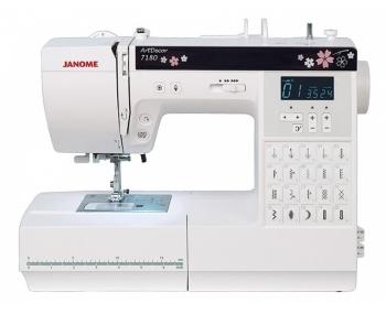 Швейная машина Janome ArtDecor 7180 фото