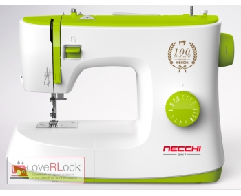 Швейная машина Necchi Anniversary Edition 2417 фото