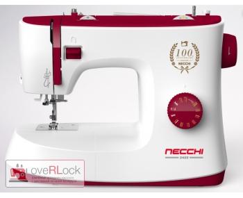 Швейная машина Necchi Anniversary Edition 2422 фото