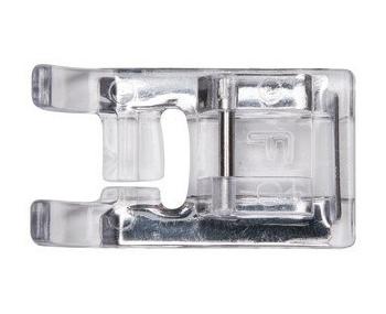 Лапка Janome для декоративных строчек,пришивания аппликаций артикул J822-804-118 фото