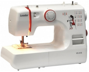 Швейная машина Leader VS 418 фото