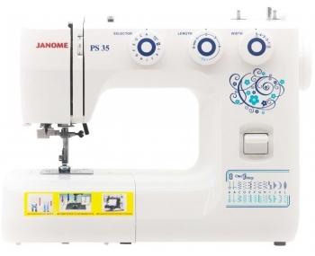 Швейная машина Janome PS-35 фото