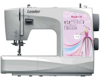 Швейная машина Leader NewArt 50 фото