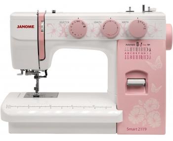 Швейная машина Janome Smart2119 фото