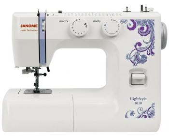 Швейная машина Janome HighStyle1818 фото