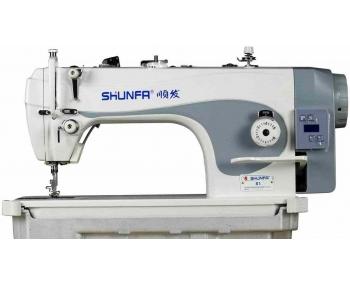 Прямострочная швейная машина Profi Shunfa S1 с сервомотором фото