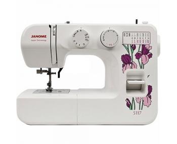 Швейная машина Janome 5117 фото