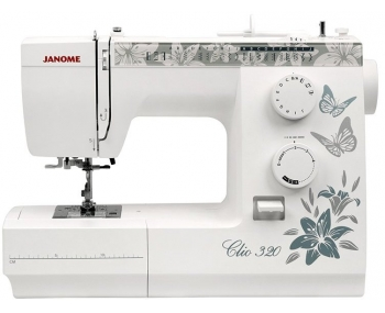 Швейная машина Janome Clio 320 фото