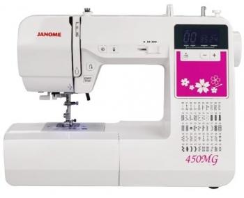 Швейная машина Janome 450MG фото