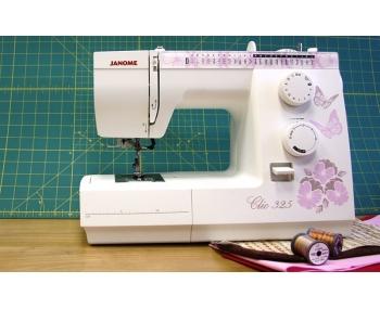Швейная машина Janome Clio 325  фото