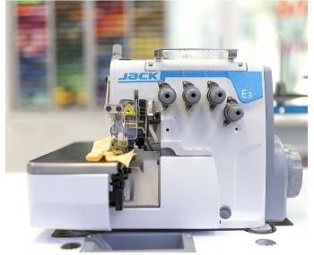 Оверлок промышленный Jack E3-4-M2-24 фото