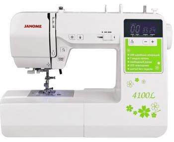 Швейная машина Janome 4100L фото