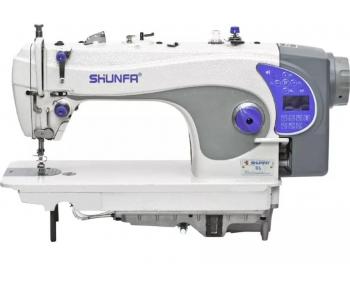 Прямострочная швейная машина Profi Shunfa S5 с прямым приводом фото