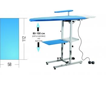 Гладильный стол Profi Battistella KER (прямоугольная) фото