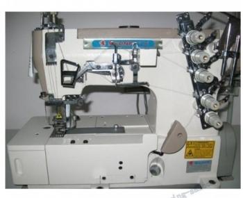Плоскошовная машина Profi Shunfa SF562-03CB/TY фото