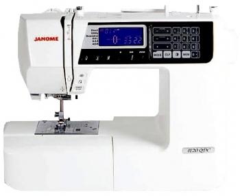 Швейная машина Janome DC 4120 фото