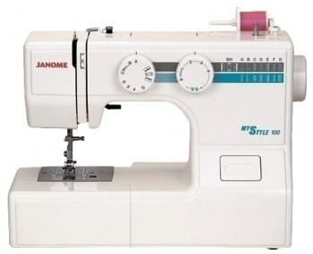 Швейная машина Janome MS100 фото