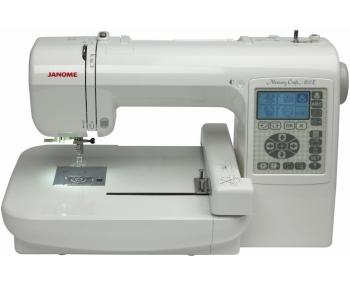 Вышивальная машина Janome MC 200E фото