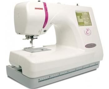 Вышивальная машина Janome MC 350E фото