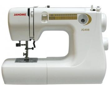Швейная машина Janome JG408 фото